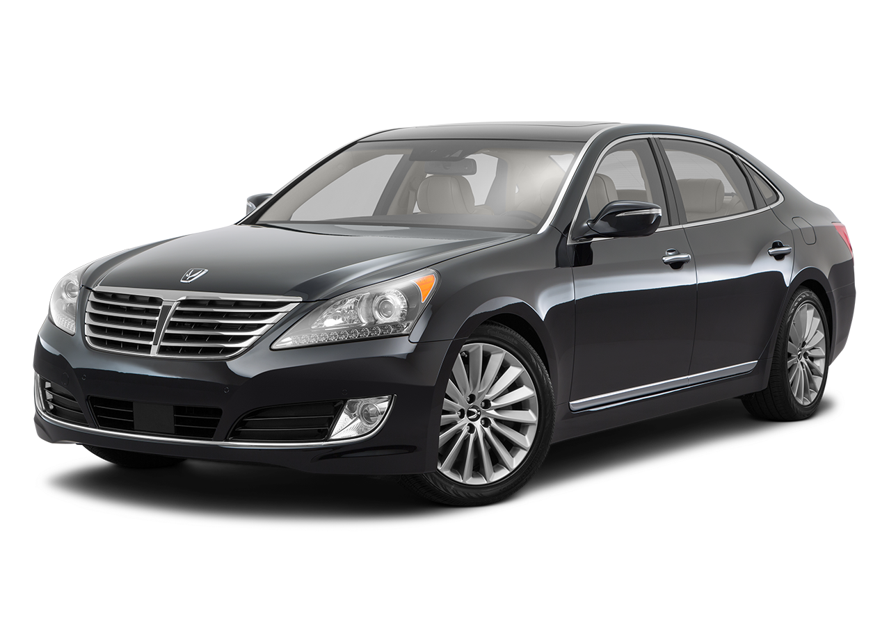 Test Drive A 2016 Hyundai Equus at Premier Hyundai in Tracy