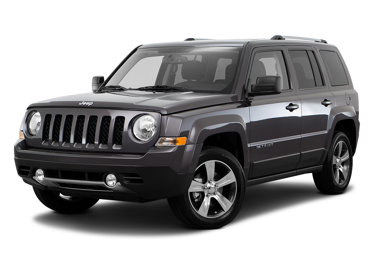 Research the 2016 Jeep Patriot in Birmingham, AL