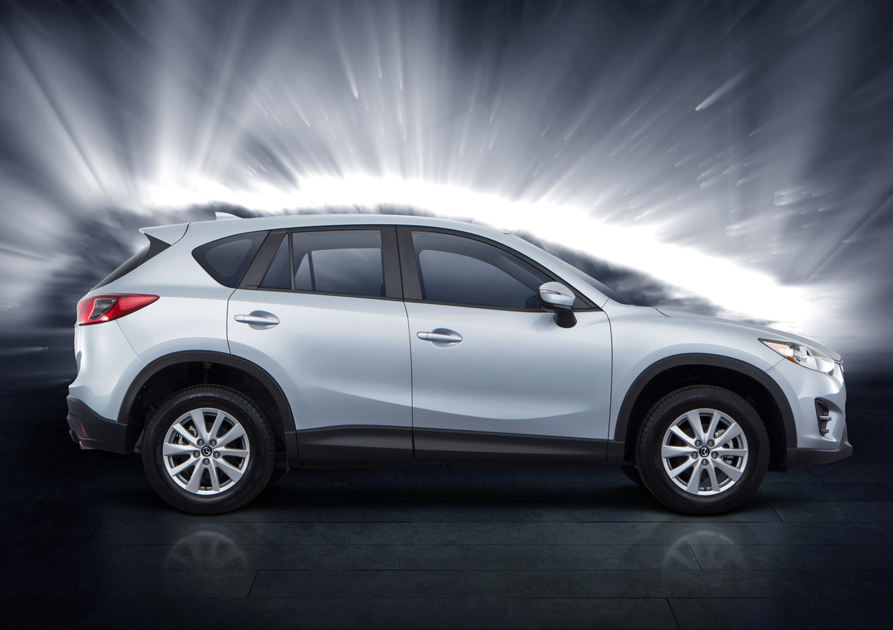 Research The 2016.5 Mazda CX-5 in Syracuse