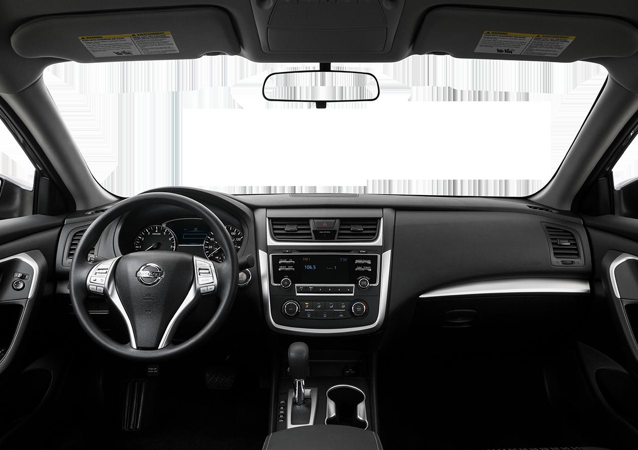 Interior View Of 2017 Nissan Maxima Coachella Indio Valley