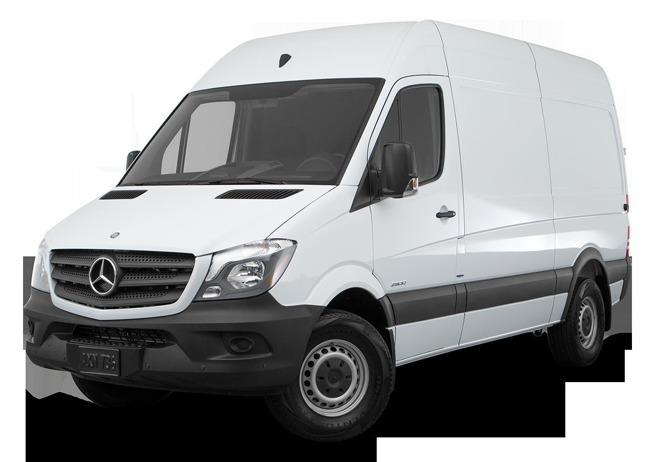 Test Drive A 2016 Mercedes-Benz Sprinter Cargo Van at Mercedes-Benz of El Cajon in El Cajon