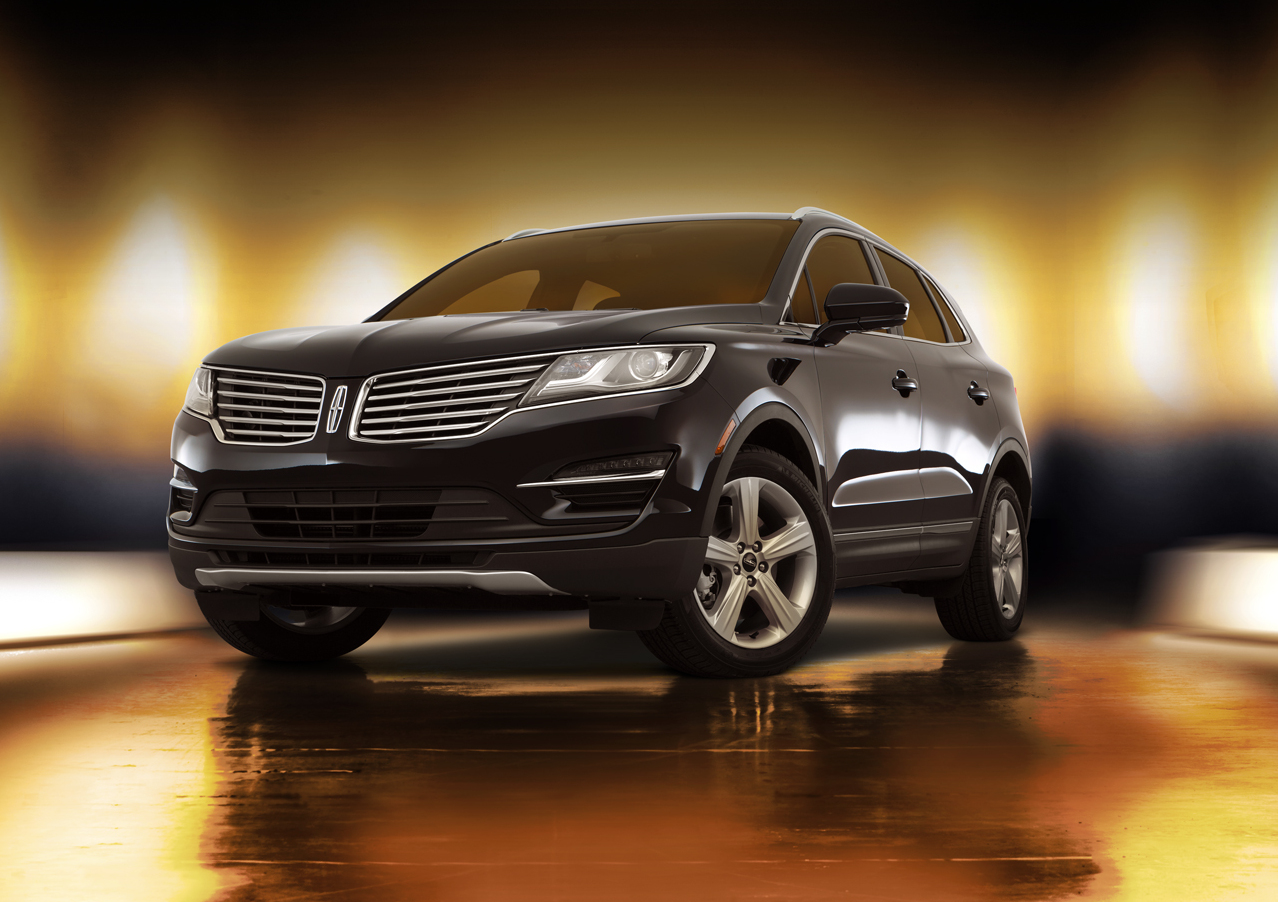 Research The 2017 Lincoln MKC in Sunnyvale