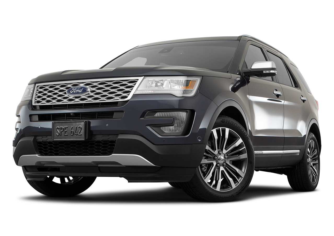 Compare the 2017 ford explorer vs 2017 chevrolet traverse ls