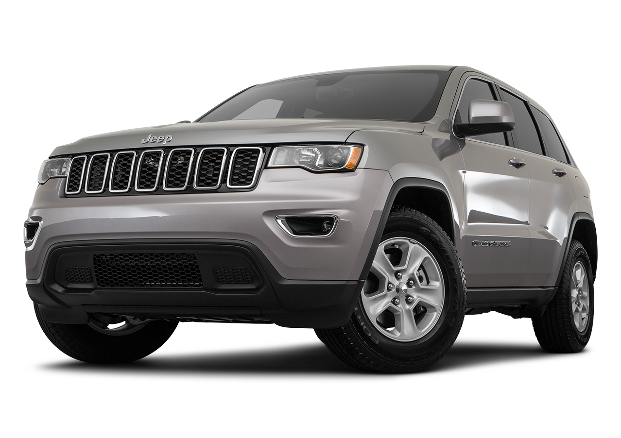 Research The 2017 Jeep Grand Cherokee Laredo in Syracuse