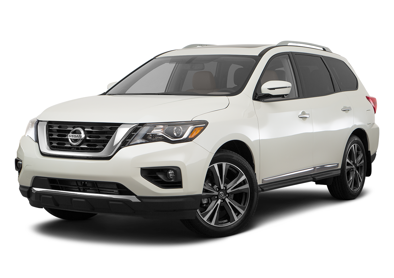 Research The 2017 Nissan Pathfinder SV in Syracuse