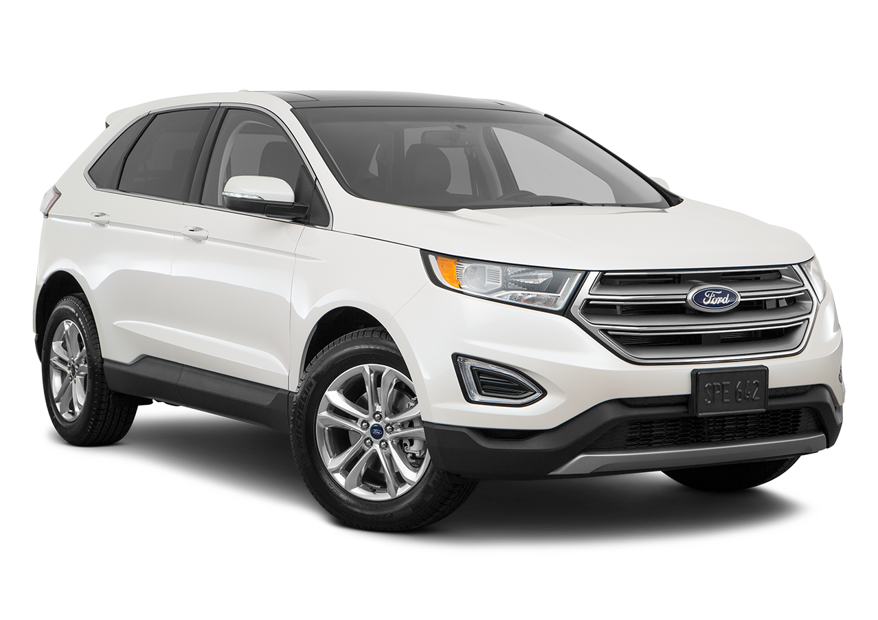 Research The 2017 Ford Edge in San Diego