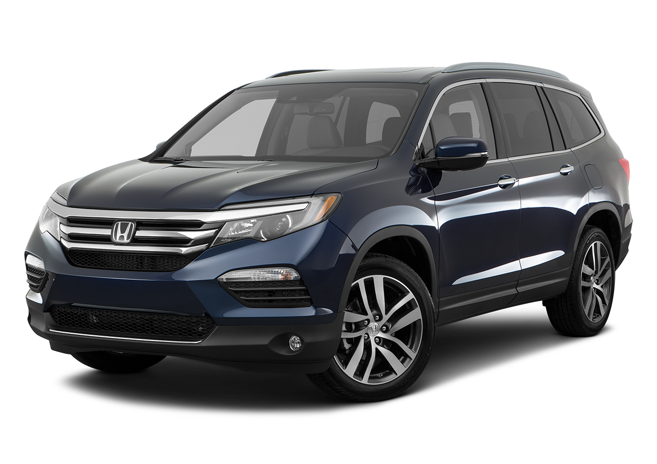 Research The 2017 Honda Pilot in Syracuse