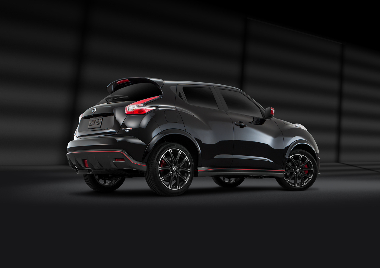 Exterior View Of 2017 Nissan Juke Coachella Indio Valley