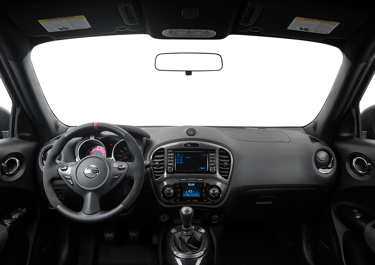 Interior View Of 2017 Nissan Juke Coachella Indio Valley