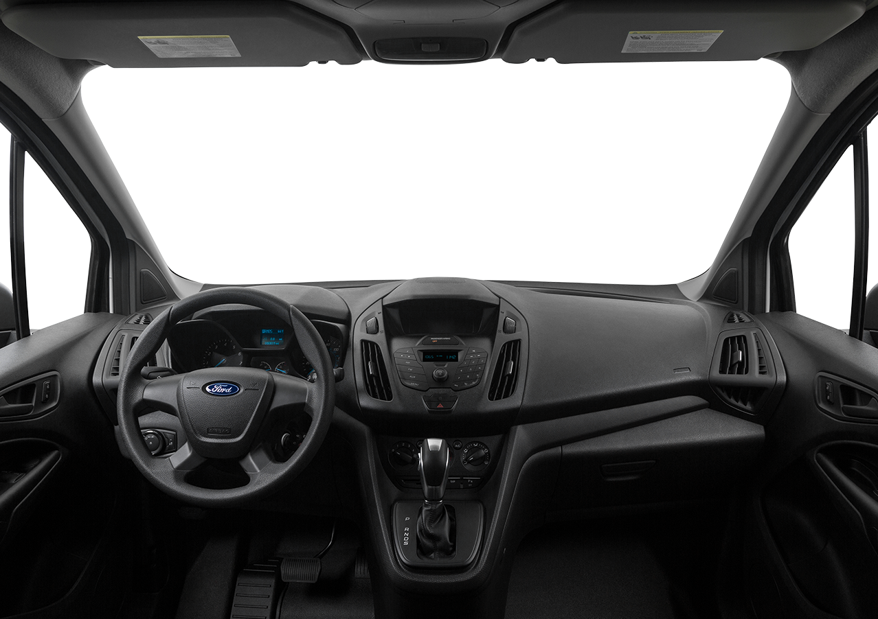 Interior View Of 2017 Ford Transit Connect Van In Fayetteville