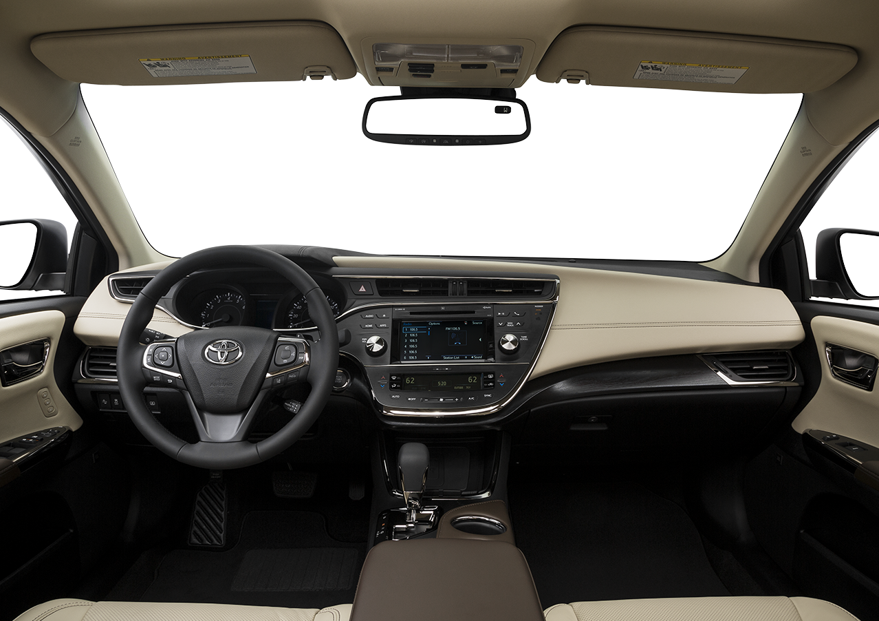 Interior Overview The 2017 Toyota Avalon