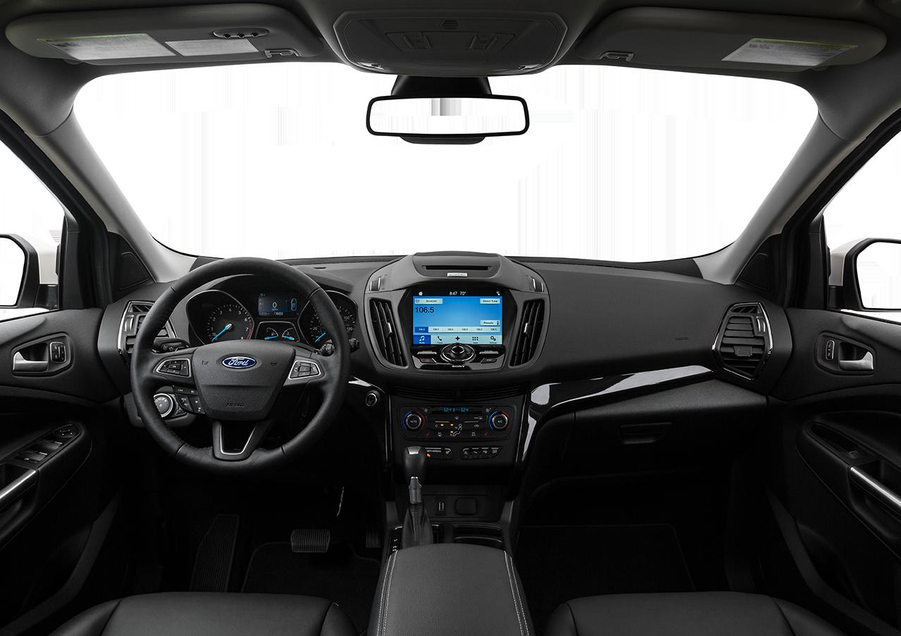 Interior View Of 2017 Ford Escape in North Hills & 2017 Ford Escape Los Angeles   Galpin Ford markmcfarlin.com