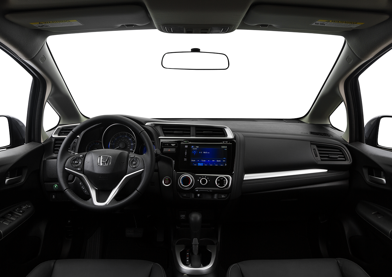 Interior View Of 2017 Honda Fit near San Diego