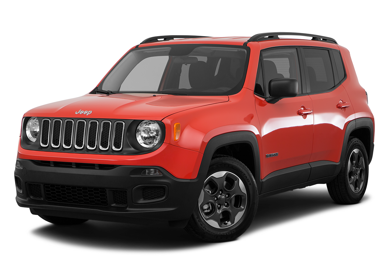 Research the 2017 Jeep Renegade in Birmingham, AL