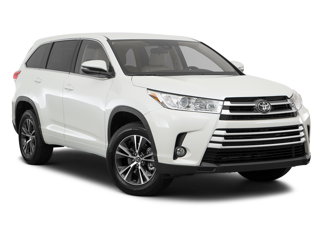 Compare The 2017 Toyota Highlander Le Plus Vs 2017 Nissan