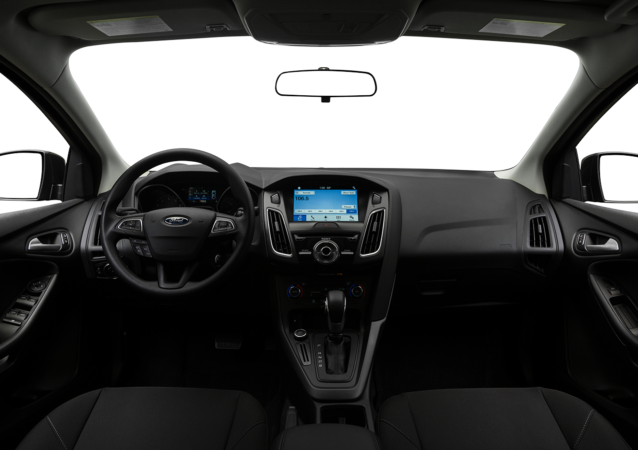 Interior Overview The Well Crafted Of 2017 Ford Focus