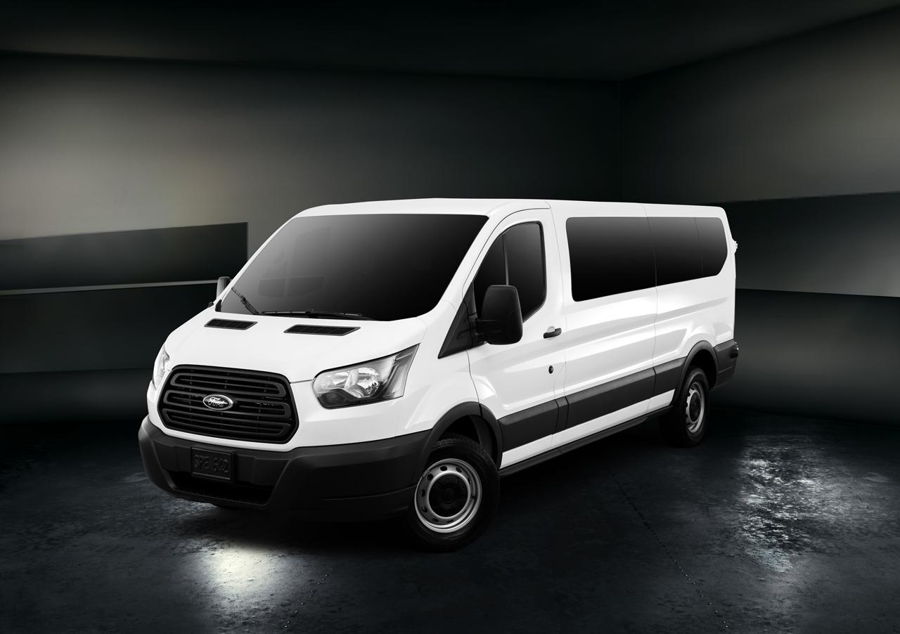 2018 Ford Transit Passenger Wagon New Braunfels   Ford