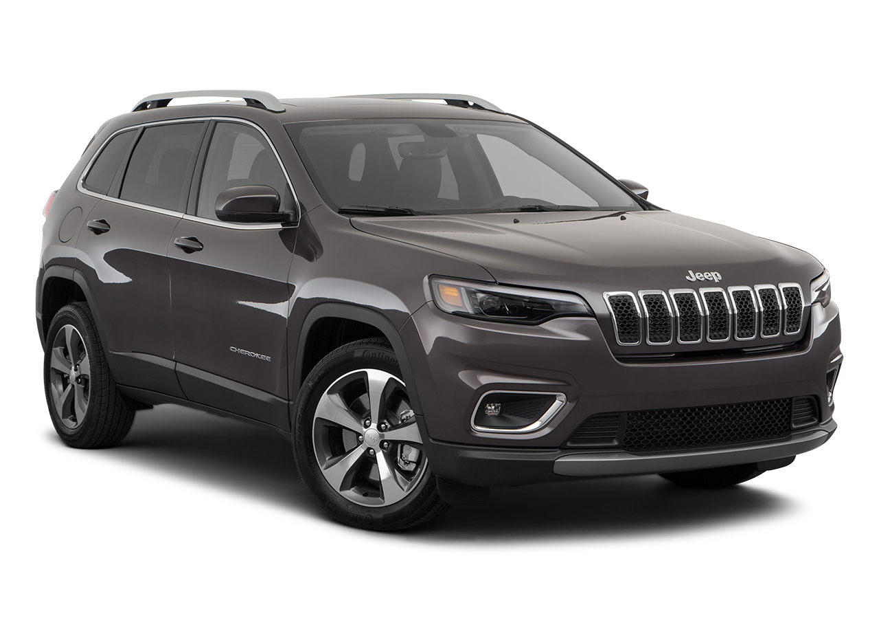 2019 Jeep Cherokee compared to the 2019 Chevrolet Equinox