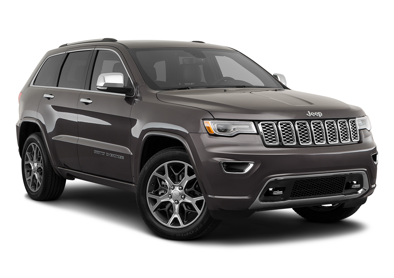 2019 Jeep Grand Cherokee Compared to the 2019 Nissan